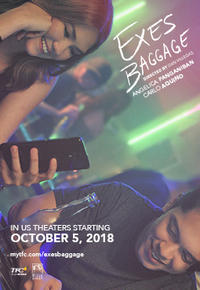 Exes Baggage poster art