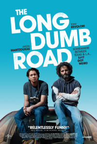 The Long Dumb Road poster art