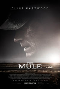 The Mule poster art