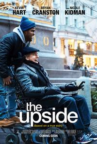 The Upside poster art