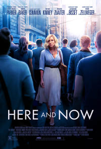 Here and Now poster art