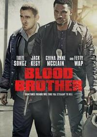 Blood Brother poster art