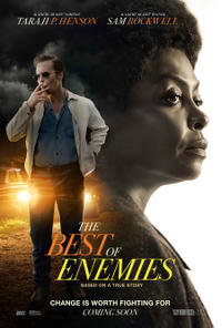 The Best Of Enemies poster art