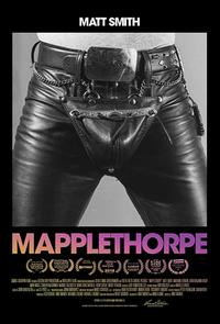 Mapplethorpe poster art
