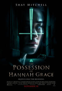 The Possession of Hannah Grace poster art