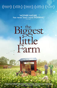 The Biggest Little Farm poster art
