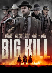 Big Kill poster art
