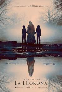 The Curse of La Llorona poster art