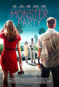 Monster Party poster art