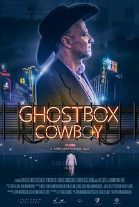 Ghostbox Cowboy poster art