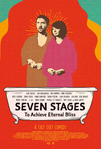 Seven Stages to Achieve Eternal Bliss poster art
