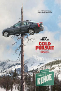 Cold Pursuit poster art