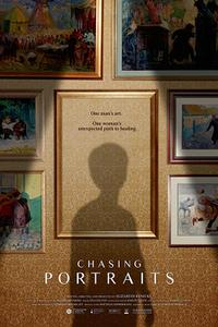 Chasing Portraits poster art