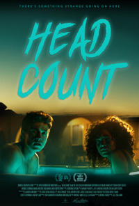 Head Count poster art