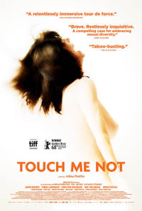 Touch Me Not poster art