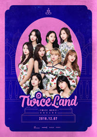 Twiceland poster art