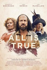 All Is True poster art