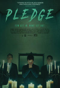 Pledge poster art