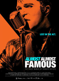 Almost Almost Famous poster art