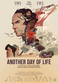 Another Day Of Life poster art