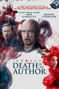 Intrigo: Death Of An Author poster art
