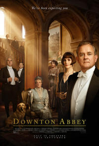 Downton Abbey poster art