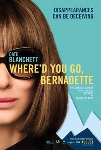 Where'd You Go, Bernadette poster art