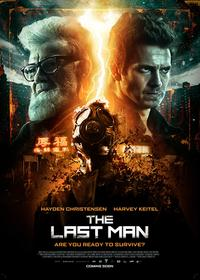 The Last Man poster art