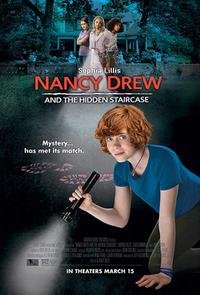 Nancy Drew And The Hidden Staircase poster art