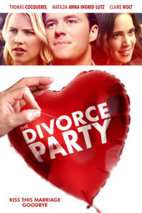 The Divorce Party poster art
