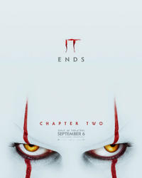 It Chapter Two poster art