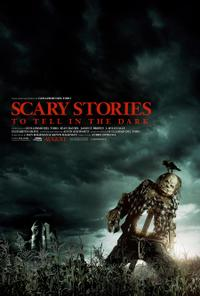Scary Stories to Tell in the Dark poster art