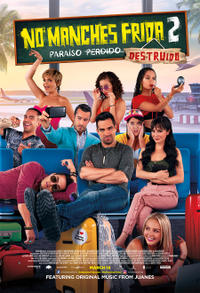 No Manches Frida 2 poster art