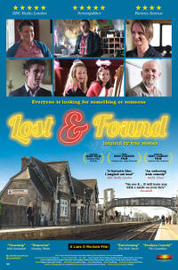 Lost & Found poster art