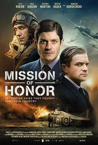 Mission of Honor poster art