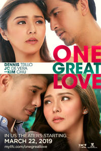 One Great Love poster art