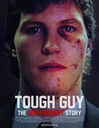 Tough Guy: The Bob Probert Story poster art