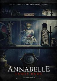 Annabelle Comes Home poster art