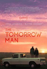 The Tomorrow Man poster art