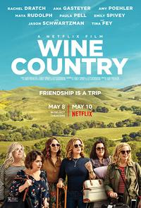 Wine Country poster art