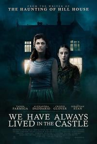 We Have Always Lived In The Castle poster art