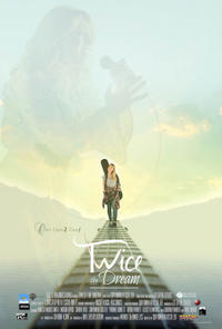 Twice the Dream poster art