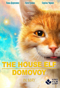 The House Elf/Domovoy poster art