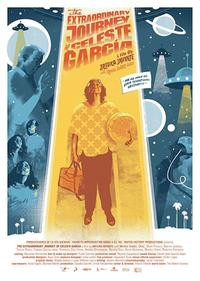 The Extraordinary Journey of Celeste Garcia poster art