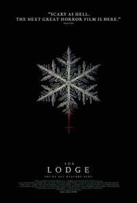 The Lodge poster art