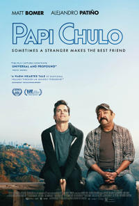 Papi Chulo poster art