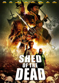 Shed of the Dead poster art