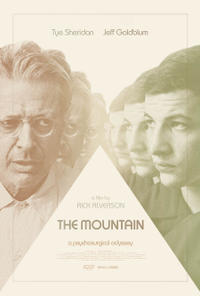 The Mountain poster art
