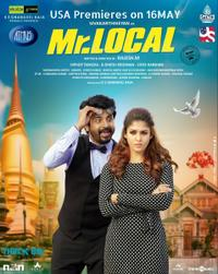 Mr. Local poster art
