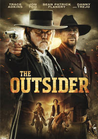 The Outsider poster art